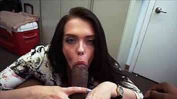 Culona atravesada por vergón para ser aceptada en casting porno