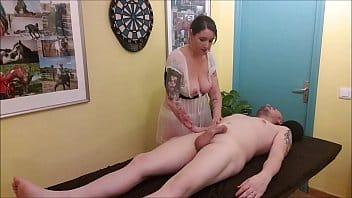 Denodados esfuerzos de masajista por parar una verga