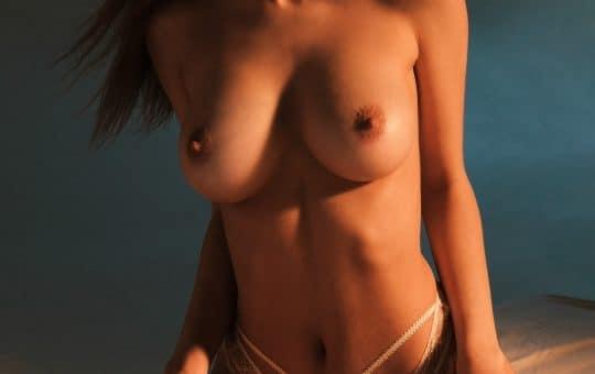 pack de modelo hermosa desnuda
